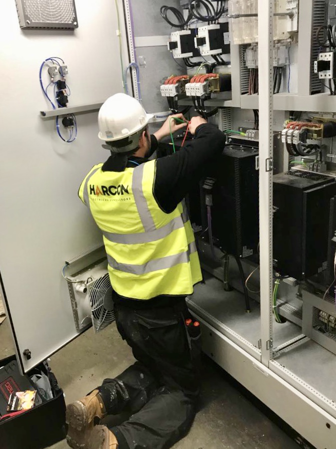 Harcon Electrical Ltd Harcon Electrical Is A Local