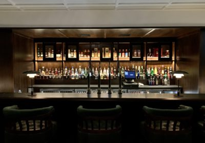 """Recently completed Refurbishment """"The Lounge"""" @ Robinsons Bar Belfast"""
